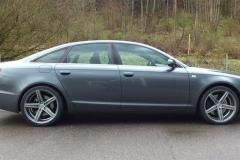 Audi-A4-grau